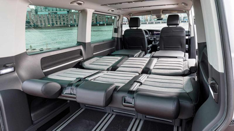 Багажник Volkswagen Multivan