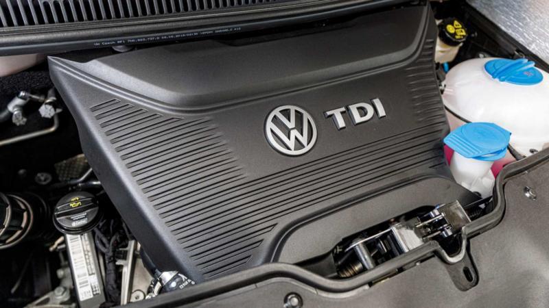 Двигатель Volkswagen Multivan