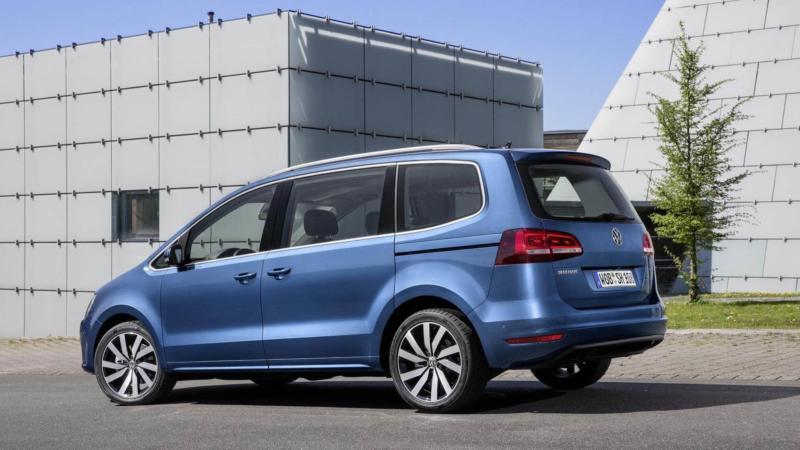 Фотография Volkswagen Sharan