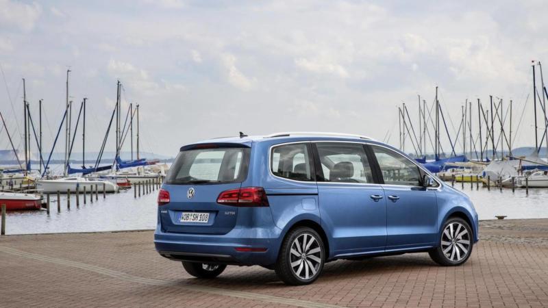 Volkswagen Sharan фото авто