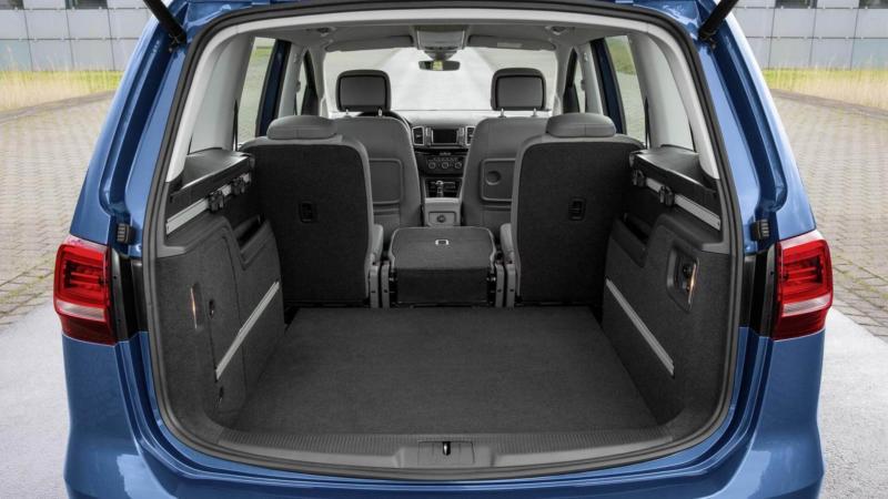 Багажник Volkswagen Sharan
