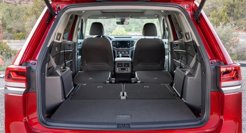 Багажник Volkswagen Teramont