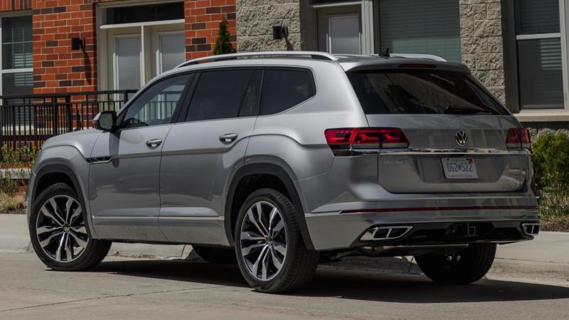 Volkswagen Teramont 2021