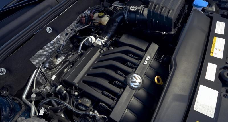 Двигатель Volkswagen Teramont