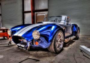 3D модель AC Cobra GTS Mk VI 2009 года photo car