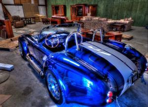 3D модель AC Cobra GTS Mk VI 2009 года auto