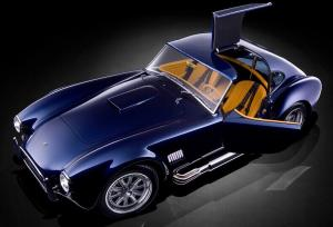 AC Shelby Cobra фото