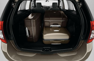 Dacia Logan MCV багажник