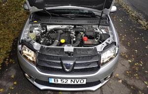 Dacia Logan MCV car