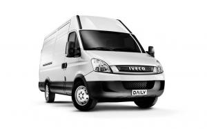 Iveco Daily белый