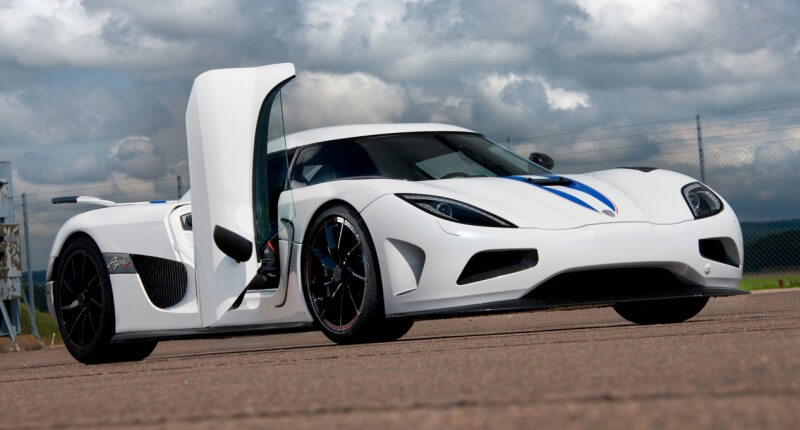 Koenigsegg Agera R Need for Speed
