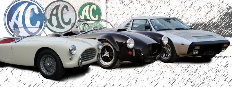 История компании AC Cars