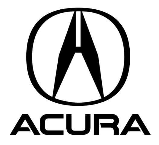 Acura логотип