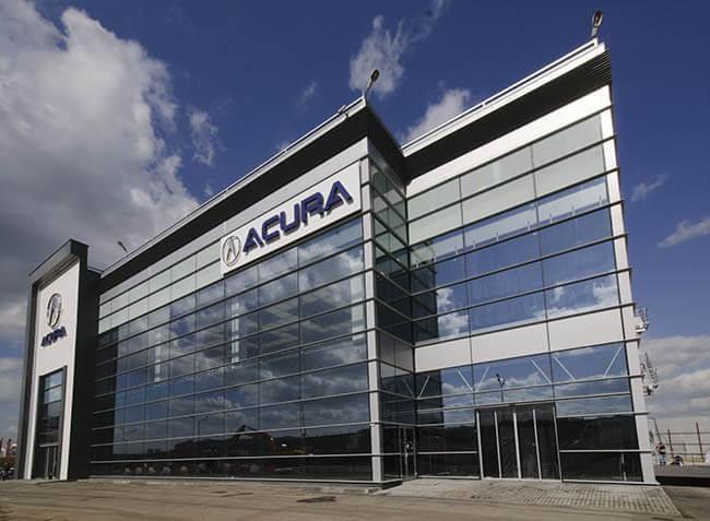 Acura компания