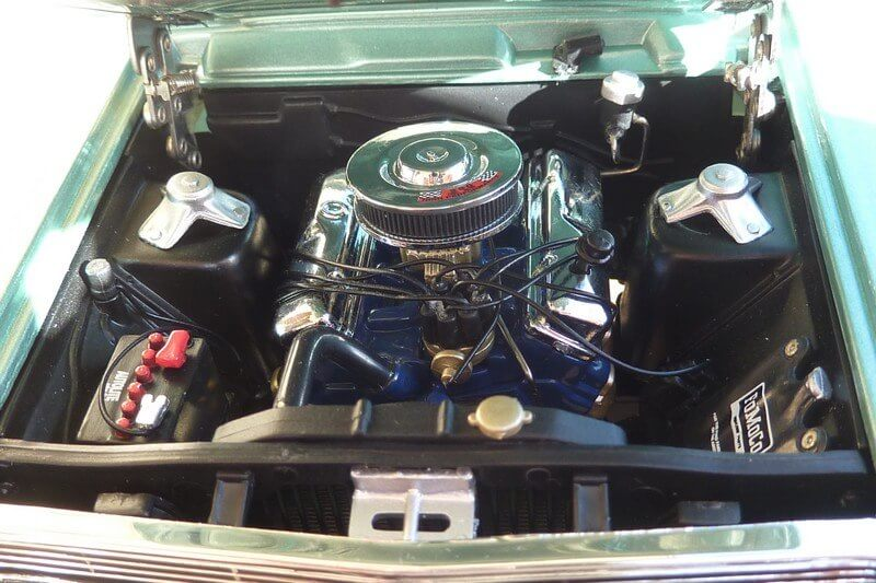 Двигатель Ford Fairlane