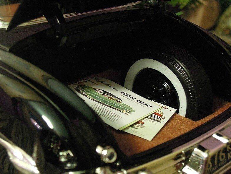Багажник Hudson Hornet