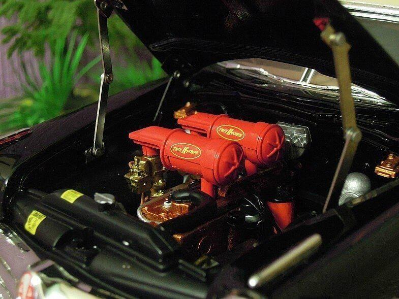 Двигатель Hudson Hornet