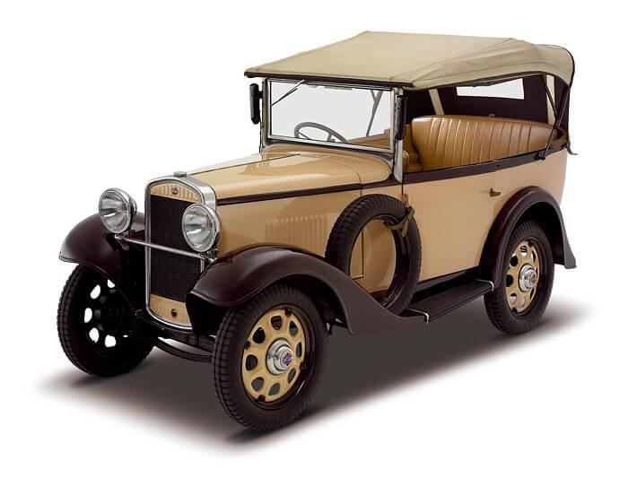 Datsun Type 11