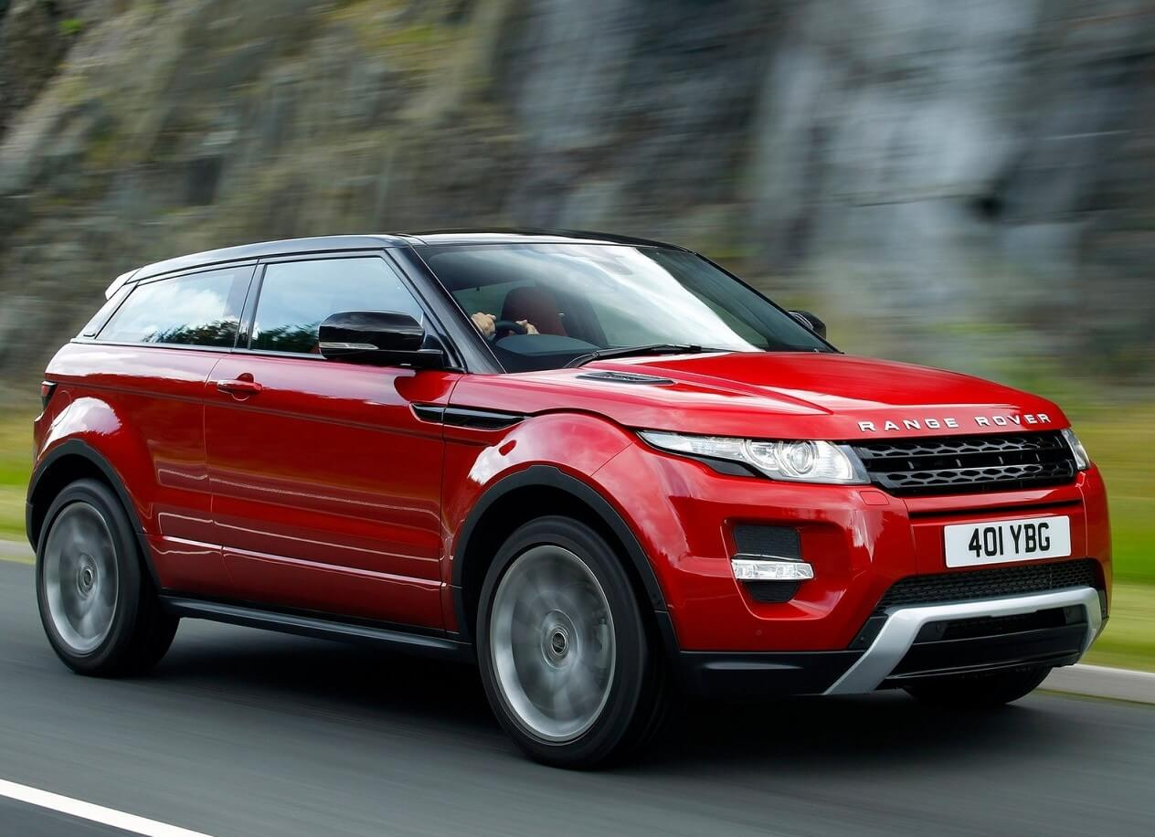 Автомобильная марка Land Rover Ленд Ровер