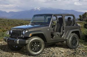 Jeep Wrangler авто