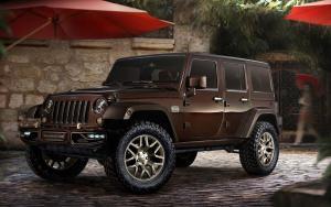 Jeep Wrangler фото авто
