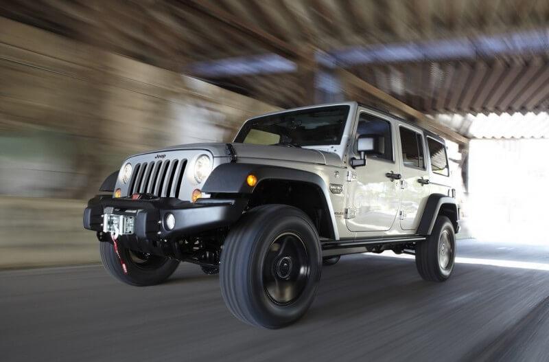 Фотография Jeep Wrangler
