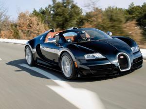 Bugatti Veyron фото