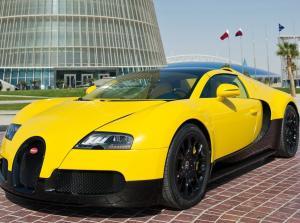 Bugatti Veyron фотография
