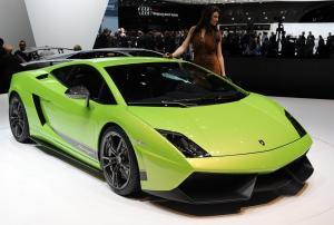 Lamborghini Gallardo суперкар