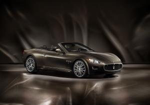 Maserati GranCabrio photo