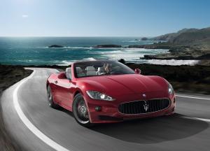Maserati GranCabrio фото авто