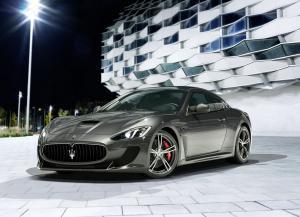 Maserati GranTurismo фото авто