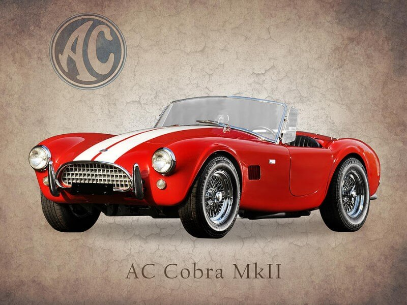 AC Cobra Mark II