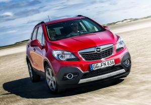 Opel Mokka авто