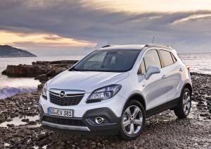 Opel Mokka фото авто