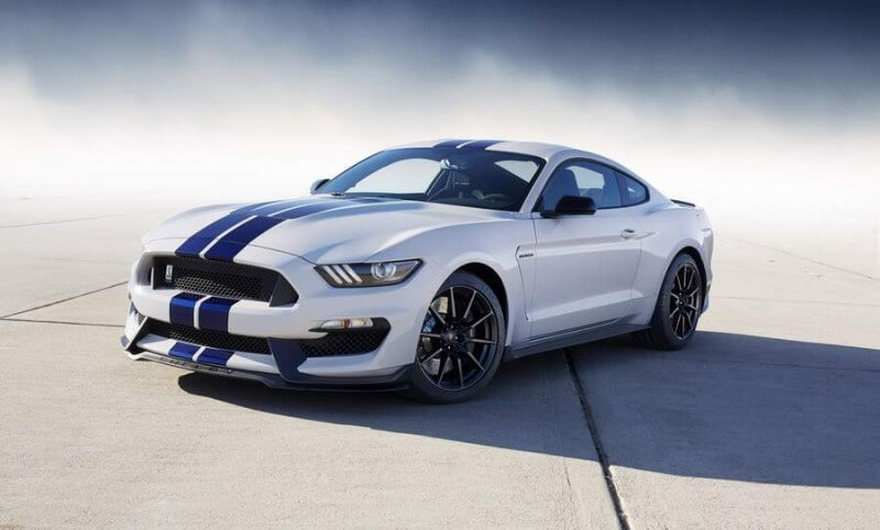 Ford Mustang Shelby GT 350 2015 года