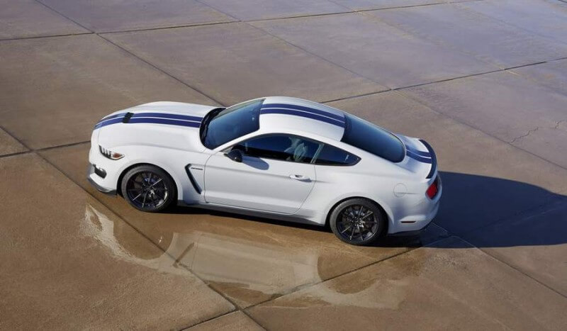 Ford Mustang Shelby GT 350 2015 фотография
