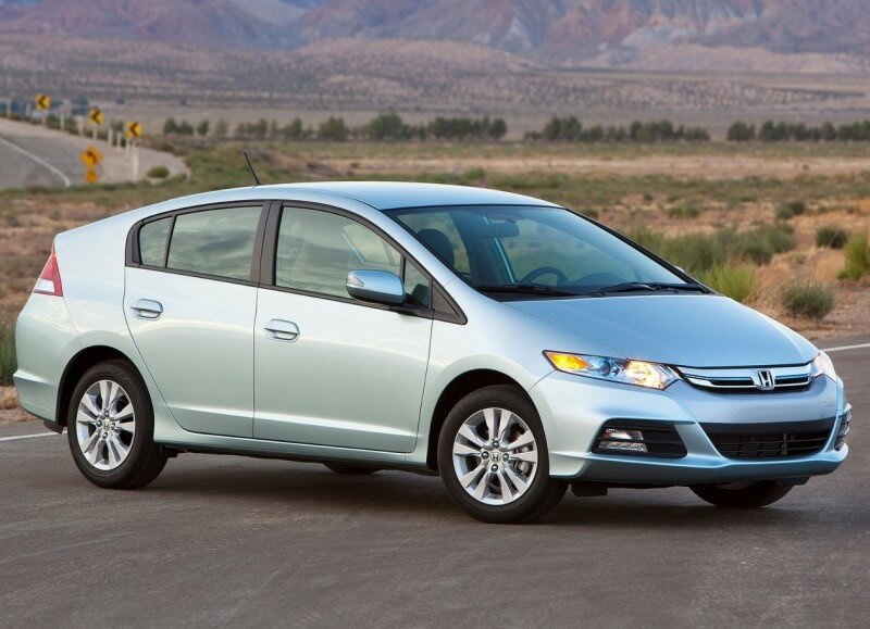 Honda Insight 2012 года