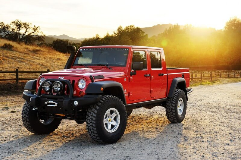 Jeep Brute Double Cab