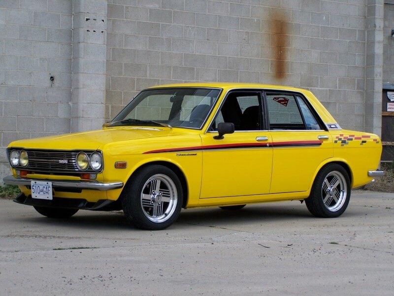 Datsun 510 1968 года