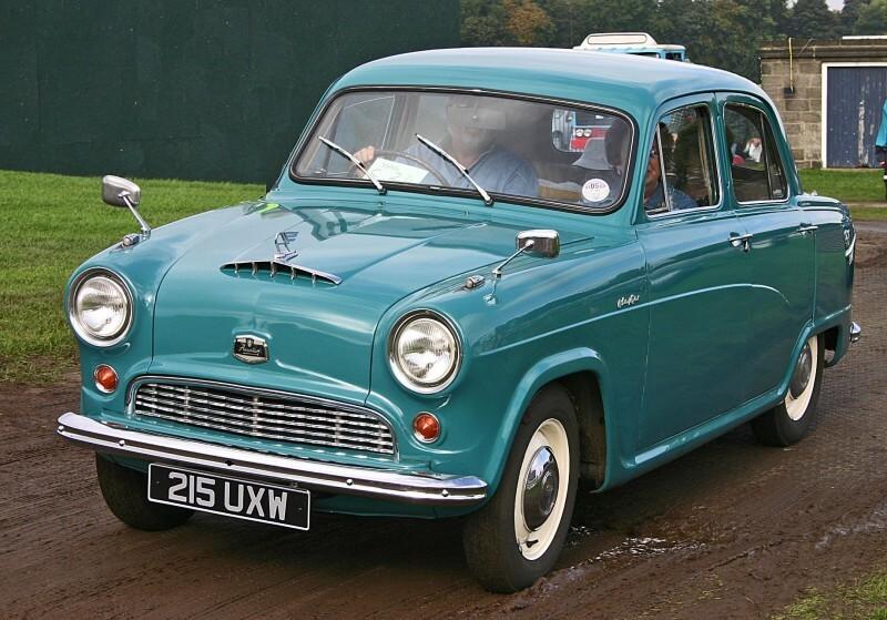 Austin A50 1955 года