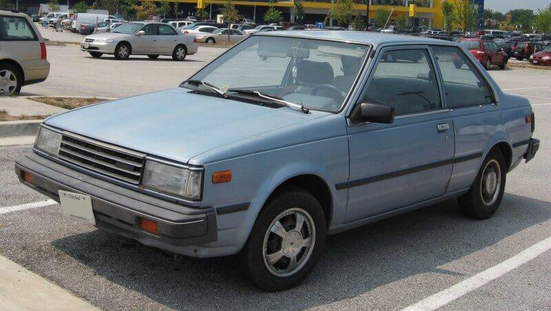 Nissan Sentra 1980-х