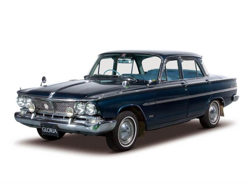 Nissan Gloria 1967 года