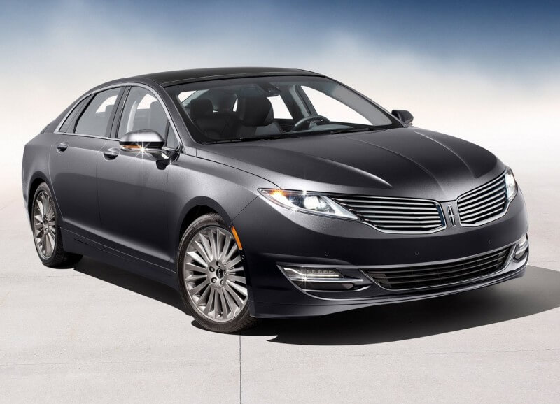 Lincoln MKZ (2013)