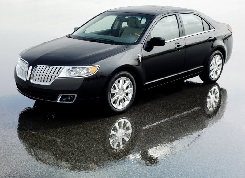 Lincoln MKZ (2010)
