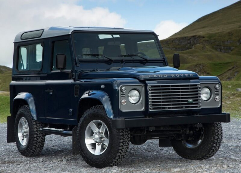 Land Rover Defender (2013)