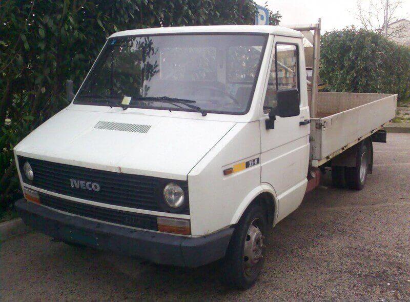 Iveco Daily 1980 года
