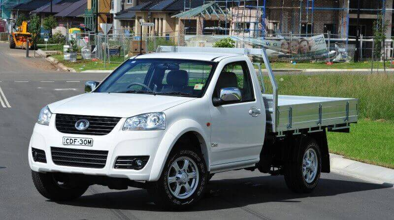 Great Wall Motors V200