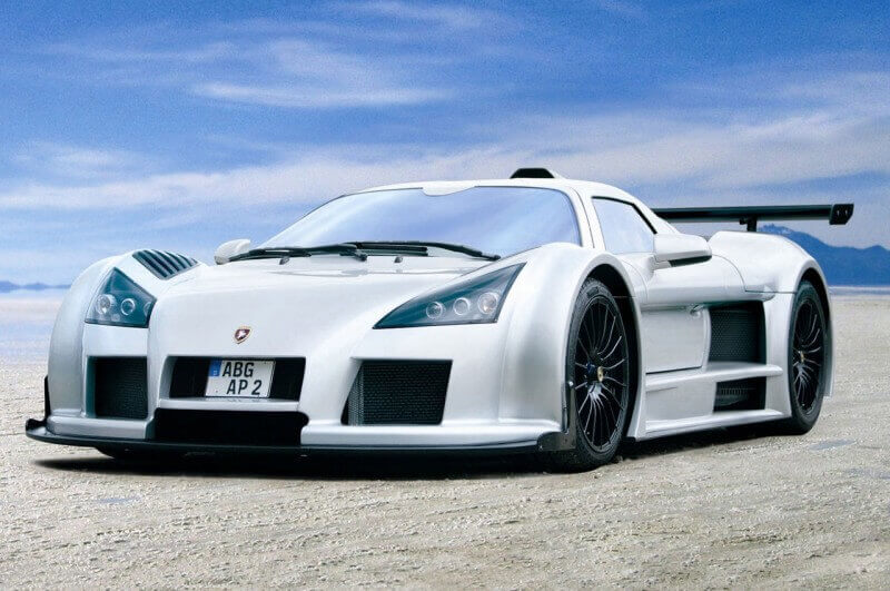 Gumpert Apollo 2009 года