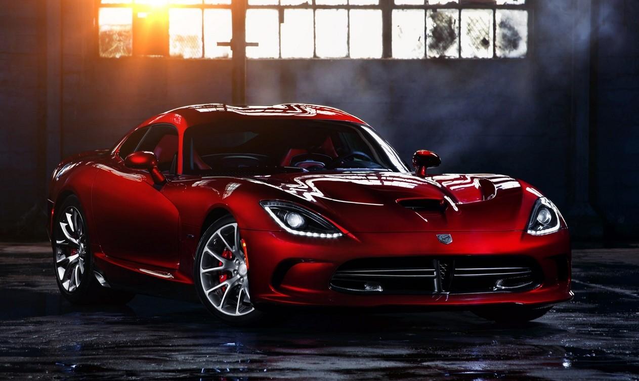 Dodge Viper GTS-R photo